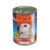 400g karma dla psa z wołowiną od producenta Teo