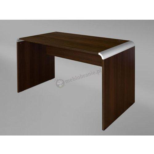 Nowoczesne Biurko Murano 130 wenge (stolik, biurko biurowe)