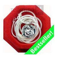 Medalik Św. Rity z łańcuszkiem - srebrny, towar z kategorii: Upominki