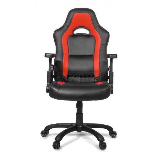 Fotel gamingowy AROZZI Mugello czerwony - MUGELLO-RD