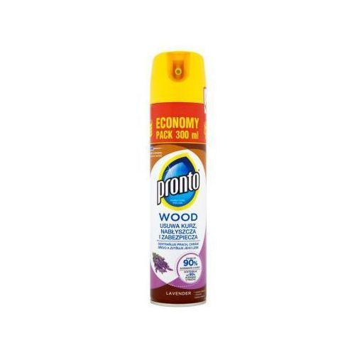 Spray do mebli Pronto Wood Lavender 300 ml (5000204922578)
