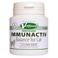 VETFOOD Immunactiv Balance for cat 30kaps.