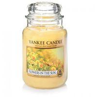 Yankee Candle Świeca Zapachowa - Duża - Flowers In The Sun
