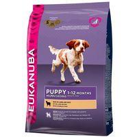 Eukanuba  puppy&junior lamb&rice 2.5kg