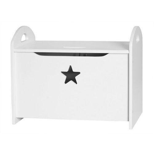 skrzynia biała w gwiazdki wyprodukowany przez Kids concept