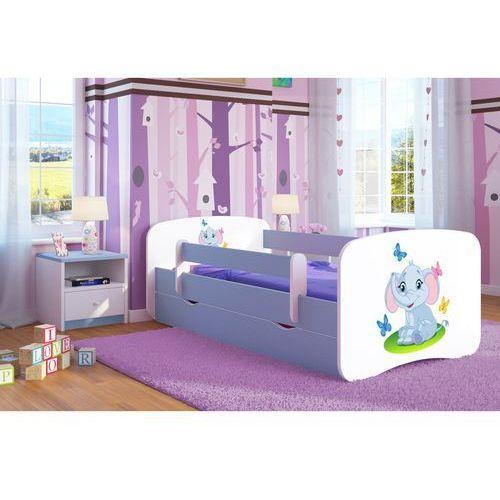 Łóżko dziecięce Kocot-Meble BABYDREAMS SŁONIK Kolory Negocjuj Cenę, Kocot-Meble