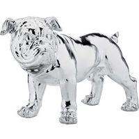 :: figurka bulldogge eco silver 42cm marki Kare design