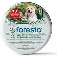 Bayer Foresto Obroża dla psów i kotów o masie ciała poniżej 8kg długość 38 cm. - sprawdź w wybranym sklepie