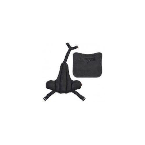 Nakładka na fotel lub krzesło CZARNA KULIK-SYSTEM