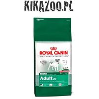mini adult 2x8kg + gratisy marki Royal canin