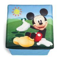 Disney myszka mickey pufa pojemnik na zabawki marki Kocot-meble
