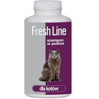 Dermapharm Fresh Line szampon w pudrze dla kotów 250ml