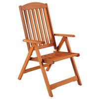 Home garden Krzesło ogrodowe drewniane meranti home&garden (109451)