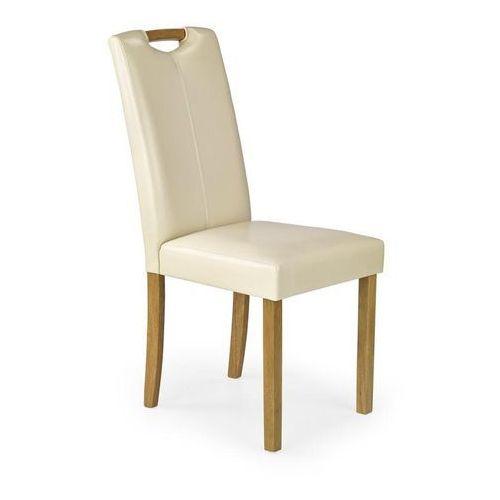 Krzesło drewniane  caro marki Halmar