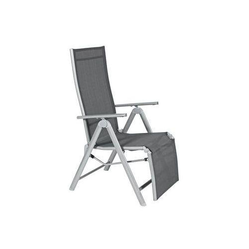 Krzesło ogrodowe LAGUNA 7 pozycji z podnóżkiem z kategorii Krzesła ogrodowe