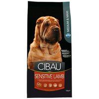 cibau sensitive lamb medium/maxi karma hipoalergiczna dla psów 12kg wyprodukowany przez Farmina