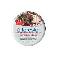 Bayer Foresto Obroża dla psów o masie ciała powyżej 8kg (dł.70cm) z kategorii Obroże dla psów