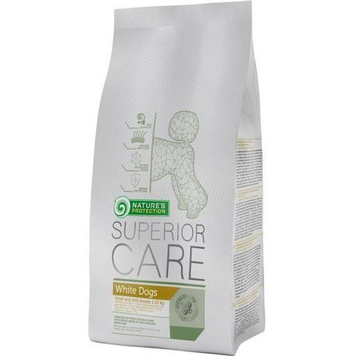 Nature's protection Natures protection superior care white dogs adult 1,5kg - 1500
