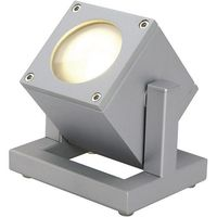 Lampa ogrodowa Spotline Cubix I / 132832 / srebrnoszary, E14040000278