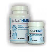 DOLFOS Dolvit HMB tabletki dla psów i kotów z HMB 30/90 tabletek