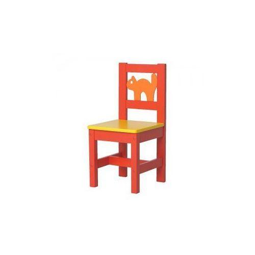 IKEA Kritter krzesełko WYPRZEDAŻ nie MAMMUT (krzesło i stolik dla dziecka)
