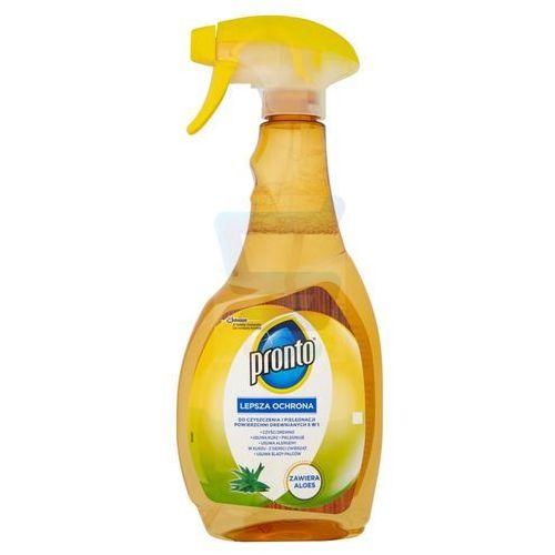 Rozpylacz do czyszczenia i pielęgnacji powierzchni drewnianych Pronto 5w1 Wood 500 ml - sprawdź w wybranym sklepie