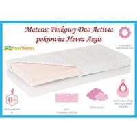 MATERAC PIANKOWY HEVEA DUO ACTIVIA AEGIS 140x70