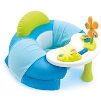 Smoby Cotoons Baby Siedzisko ze stolikiem Aktivity, niebieski