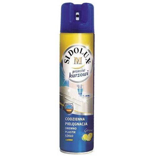 SIDOLUX M 350ml Cytrynowy Spray przeciw kurzowi - produkt dostępny w bdsklep.pl