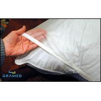 Wodoodporna, higieniczna poszewka na poduszkę 70 x 80 cm. - produkt dostępny w GRAMED - Medyczny Sklep Internetowy
