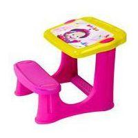 Stolik z krzesłem Smoby (Masza i Niedźwiedź)