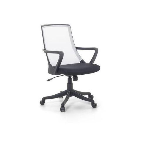 Krzesło biurowe białe - fotel biurowy obrotowy - meble biurowe - ERGO, kup u jednego z partnerów