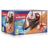 Mop obrotowy VILEDA Easy Wring and Clean Turbo + DARMOWY TRANSPORT! + Zamów z DOSTAWĄ JUTRO!, kup u jednego z partnerów