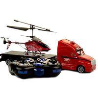 Zabawka MEGACREATIVE P705A Helikopter z akcesoriami