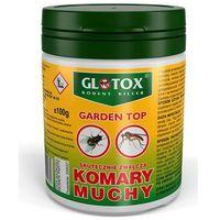 Garden Top - Preparat do zwalczania komarów i much 100g, 5037501001064