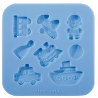 delÍcia deco foremki silikonowe dla chłopc, marki Tescoma