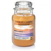 świeca zapachowa - duża - sunset breeze marki Yankee candle