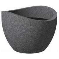 Scheurich Donica  wave globe 40 czarny granit