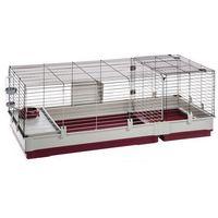 krolik 140 składana klatka dla świnki, królika z wyposażeniem marki Ferplast