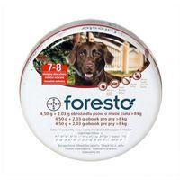BAYER Foresto obroża przeciw pchłom i kleszczom dla psów 70cm z kategorii Obroże dla psów