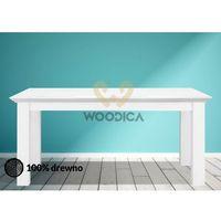 Stół parma 43 ozdobny 140x76x80 marki Woodica