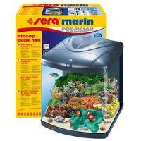 SERA Marin Biotop Cube 130 - zestaw akwarium morskie z kategorii Pozostałe akcesoria akwarystyczne