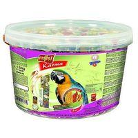 Vitapol Pokarm dla dużej papugi wiaderko 1,5kg 3L [2761] (5904479027610)