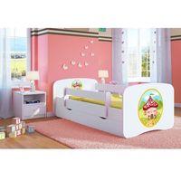 Łóżko dziecięce Kocot-Meble BABYDREAMS DOMEK Kolory Negocjuj Cenę, Kocot-Meble