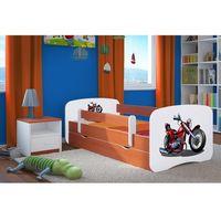 Łóżko dziecięce  babydreams motor kolory negocjuj cenę marki Kocot-meble