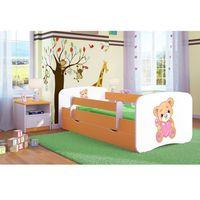 Łóżko dziecięce  babydreams miś z sercem kolory negocjuj cenę marki Kocot-meble