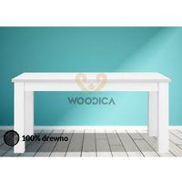 Stół parma 44 prostokat 160x76x90 marki Woodica