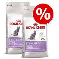 Dwupak Royal Canin Health - Sterilised 37, 2 x 10 kg (3182550737623)