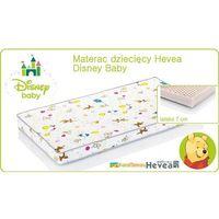 MATERAC LATEKSOWY HEVEA DISNEY BABY 130x70