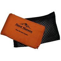 Fjord nansen Ręcznik tramp light - owl orange (5908221327355)
